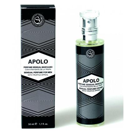 Perfume Apolo sensual masculino con Atrayente de la trufa Secret Play