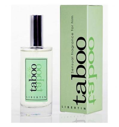 Perfume Taboo Libertin para hombre 50 ml