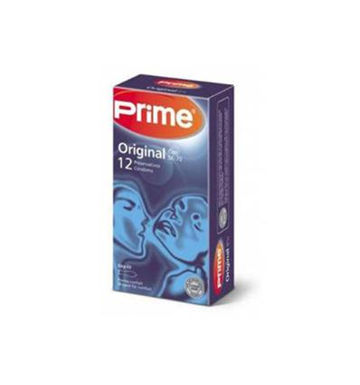 Preservativos Prime Original 12 uds