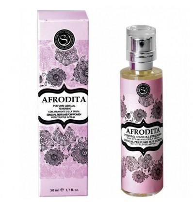 Perfume Afrodita sensual femenino con Atrayente de la trufa Secret Play
