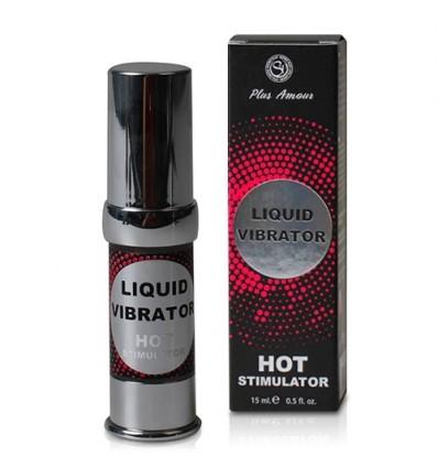 Vibrador Líquido Hot Stimulator Secret Play