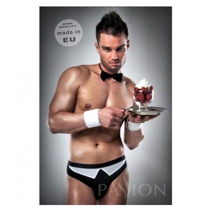 Disfraz Erótico Hombre Camarero Sexy Talla S/M Passion