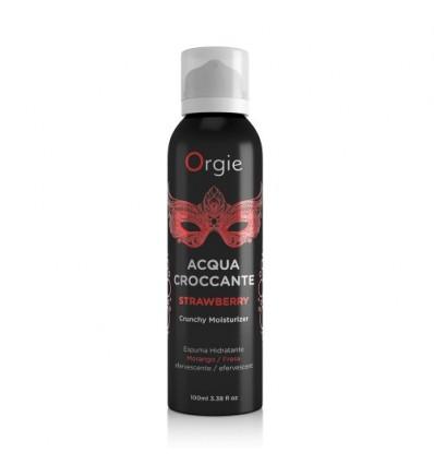 Acqua Croccante Fresa Orgie 100 ml