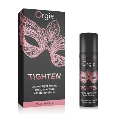 Gel Vaginal Astringente Efecto Apretado Tighten Orgie