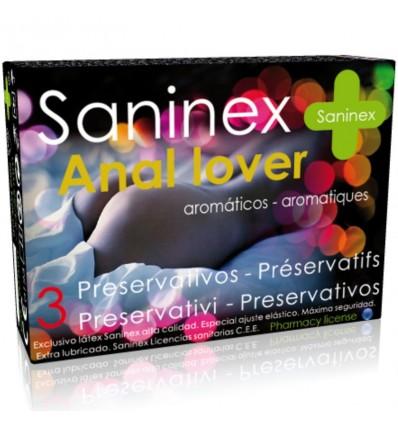 Preservativos 3 uds. Anal Lover