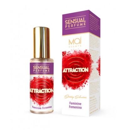 Perfume Femenino Mai Phero Atraction 30 ml